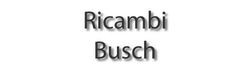Busch spare parts
